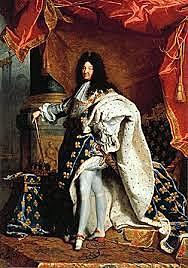 Ludvig XIV blir konge i Frankrike