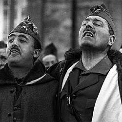 Franco es converteix en Cap d'Estat i Generalíssim.