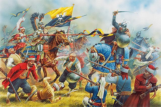 Osmanerne mislykkes i å erobre Wien