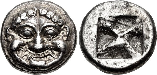 Greek Coin currency introduced