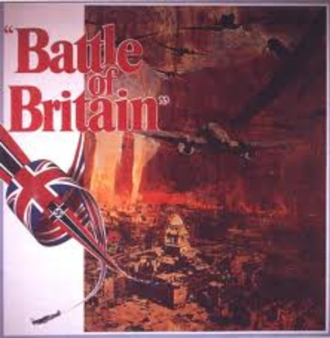 plans for an invasion of great britain; begining of the battle of britain