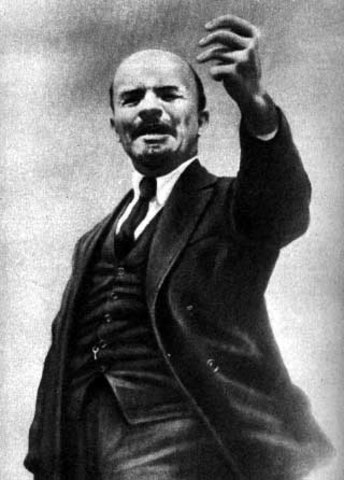 DEATH OF VLADIMIR LENIN: CONTROL OF USSR TO JOSEPH STALIN; DEATH OF 8-13 RUSSIANS