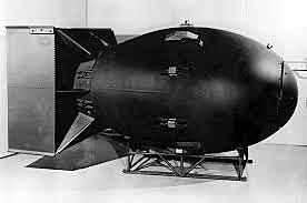 """Three days after the incident, the atomic bomb """"Fat Man"""" was dropped on Nagasaki at around 9:15 am (Hiroshima time)"""