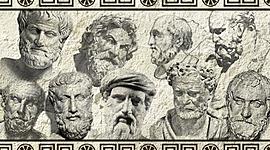 Linea del tiempo de los filósofos presocráticos timeline