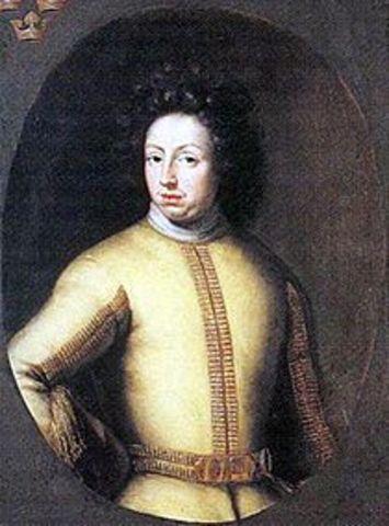 Karl XII födds