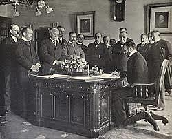 Spanish-American War: Treaty of Paris