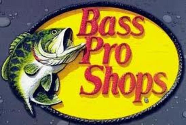 Empecé a fueron Bass Pro Shops para cinco anos