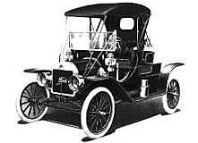Invention of the Model T.