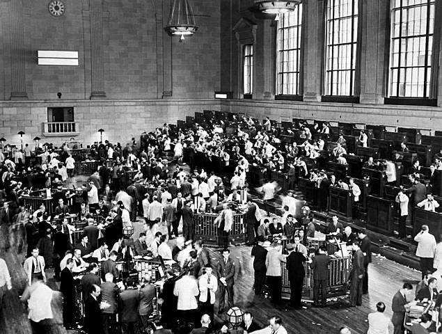 Stock prices rose 39 percent.