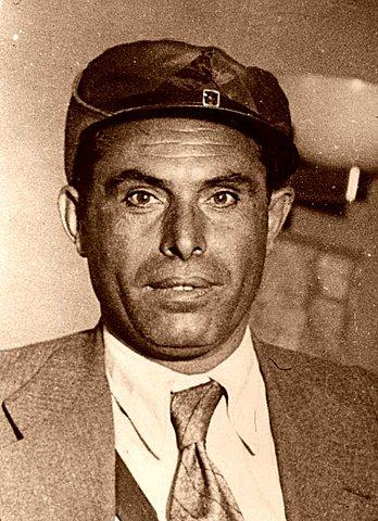 El líder anarquista Buenaventura Durruti