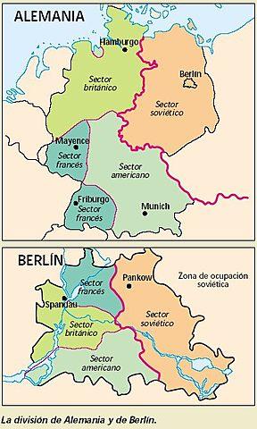 Divisió d'Alemanya i Berlín