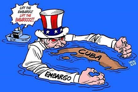 Bloqueig econòmic de EUA a Cuba