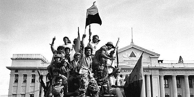 Revolució Sandinista a Nicaràgua