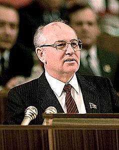 Gorbatxov i la Perestroika.