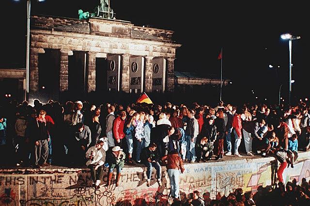 Caiguda mur de Berlín