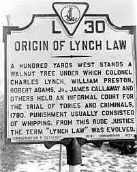 Lynch Law (Native Americans)