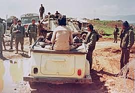 מבצע ליטני נגד מטרות מחבלים בלבנון 1978