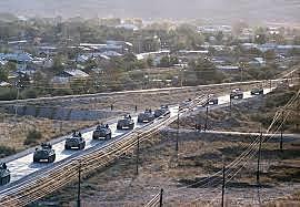 1988 מתחיל נסיגת ברית המועצות מאפגניסטן