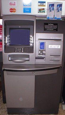 Cash Dispenser (ATM)