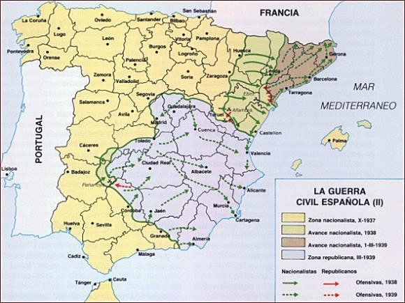 Toma de Gijón