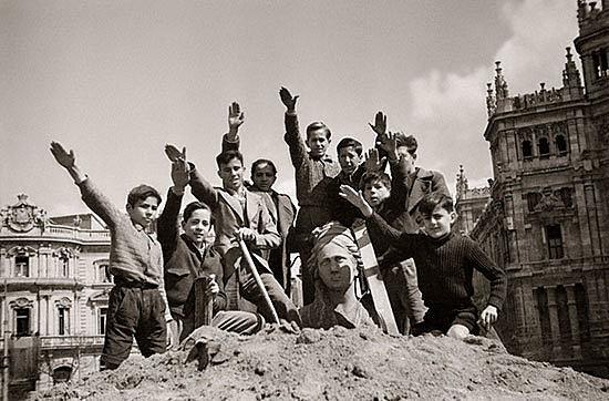 Fin de la Guerra Civil Española