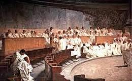 Rome becomes republic