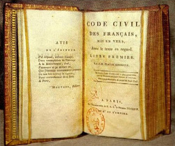 Se promulgó la Constitución Civil del Clero
