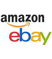 Amazon y  eBay