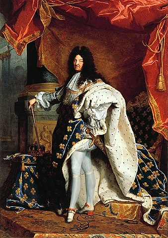 Louis XIV begins personal and total rule of France