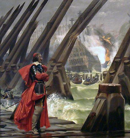 Siege of La Rochelle (1627-1628)