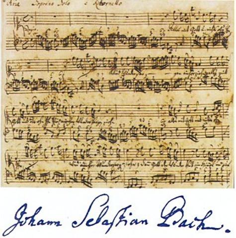 He write a festive cantata