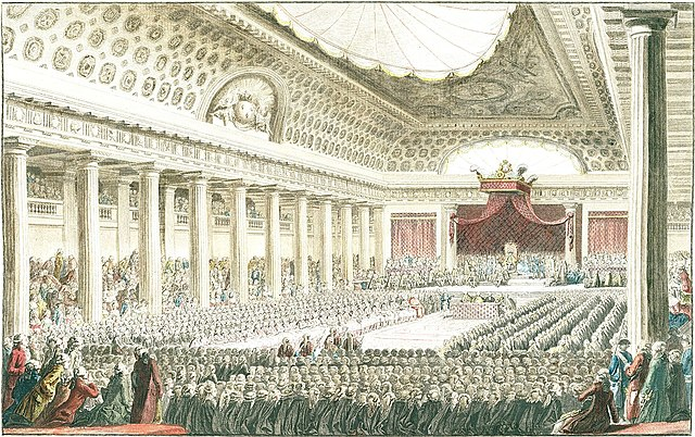 Estates General has final meeting for over a century