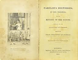 Fabulous Histories, History of the Robins
