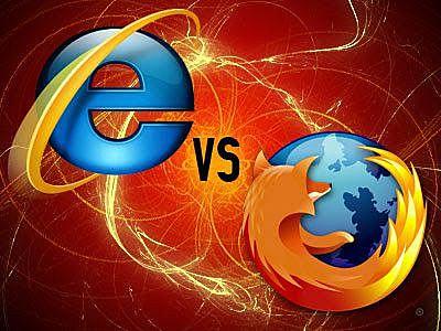 La segunda guerra de navegadores: Internet Explorer / Firefox