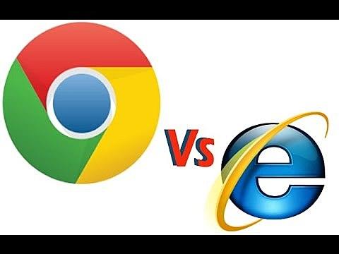 La tercera guerra de navegadores: Google Chrome / Internet Explorer