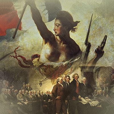 Revolución Industrial, Francesa, Rusa 1803945 timeline