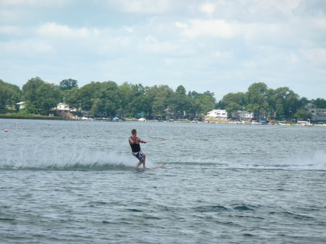 por la primera vez yo slalom espuiar