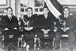 Época del Autoritarismo Militar (1931-1979)