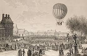 Primer vuelo en globo