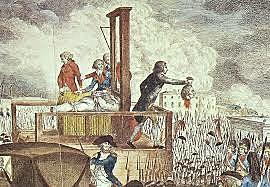Muerte de Luis XVI