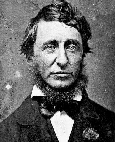 Henry David Thoreau (1817 %u2013 1862)