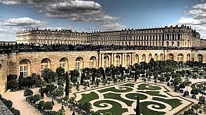 El derriba miento del palacio de Versalles