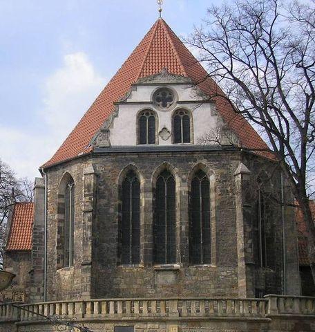 Johann Sebastian Bach accept a post of organist