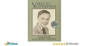 Been Yesterdays: Poems of a Life