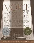 The Voice that Challenged the Nation: Marian Anderson and the Struggle for Equal Rights