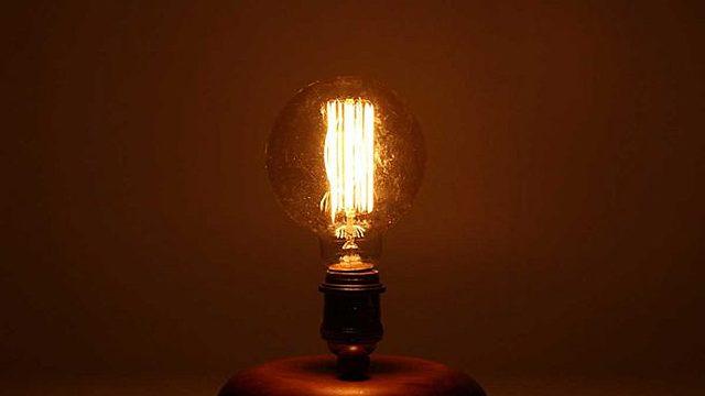 Luz incandescente