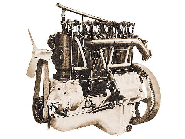 Motor de explosión