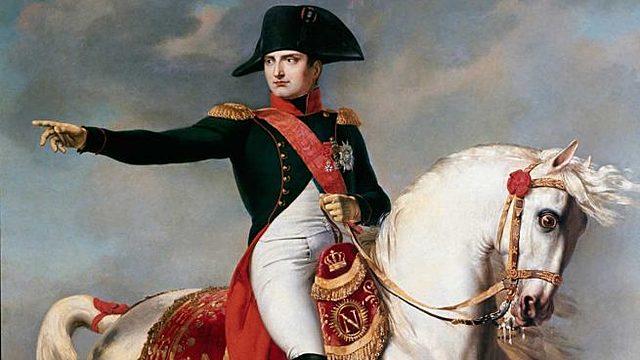 Finaliza la Revolución con la llegada de Napoleón Bonaparte.