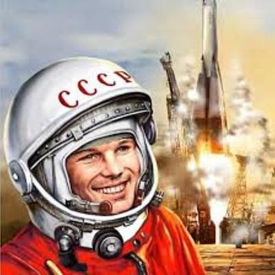 Юрий Алексеевич Гагарин-первый космонавт земли timeline
