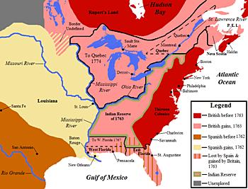 Proclamation Line (United States)